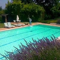 Photo taken at Casa Grande de Fuentemayor by Nika on 7/25/2014