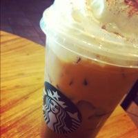 Photo taken at Starbucks by Jon J. on 10/5/2012