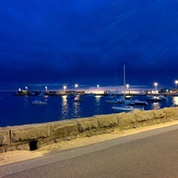 Photo taken at Skerries Harbour by Jess W. on 6/3/2015