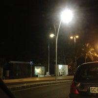 Photo taken at Avda De Las Playas by Rafa P. on 3/27/2013