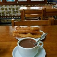 Photo taken at Cafeteria San Francisco by Rafa P. on 10/21/2016