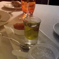 Photo taken at Altamar Restaurant - 17th Floor Gran Hotel by Rafa P. on 10/25/2013