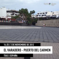 Photo taken at El Varadero - Puerto Del Carmen by Rafa P. on 11/2/2012