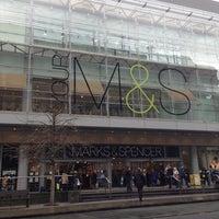 Photo taken at Marks & Spencer by PANDA J. on 4/19/2013