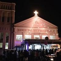 Photo taken at Don Bosco Parish by Faye on 12/24/2014