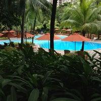 Photo taken at Edsa Shangri-La by Faye on 3/8/2013