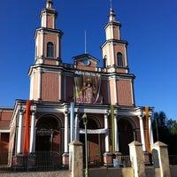 Photo taken at Iglesia De Andacollo by Roberto P. on 1/23/2013