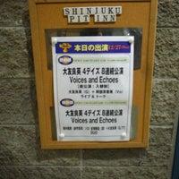 Photo prise au 新宿 PIT INN par petsounds le12/27/2012