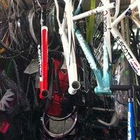 1/22/2014 tarihinde Rafael V.ziyaretçi tarafından Bicicletas Emancipación'de çekilen fotoğraf