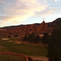 Photo taken at Arrowhead Golf Club by Nathan S. on 12/2/2013