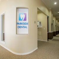 Photo taken at Parkside Dental by Parkside Dental on 2/24/2014