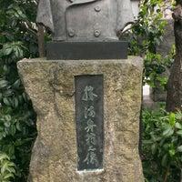 Photo taken at 能勢妙見山別院 by Hidenobu K. on 4/10/2016