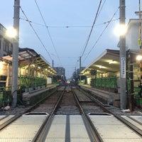 Photo taken at Setagaya Station (SG05) by Miyo F. on 7/14/2013
