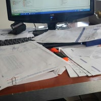 Photo taken at ordu unilever ofis by Kubra D. on 3/25/2014