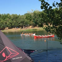 Photo taken at Club Nàutic Sant Pere Pescador by vgoller on 8/3/2014
