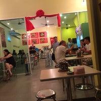 Photo taken at chicken hot pot鸡公煲 by SinLin on 9/1/2014