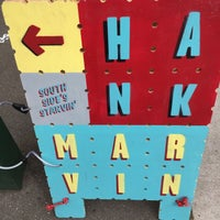 Photo taken at Hank Marvin Market - Alma Park East by Tom M. on 10/17/2015