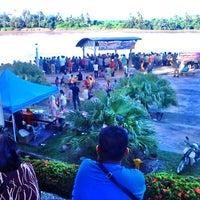 Photo taken at Taman Panorama Benak by Felicia A. on 5/16/2014