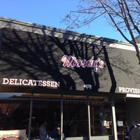 Photo taken at Moody's Delicatessen & Provisions by Dave C. on 11/19/2013