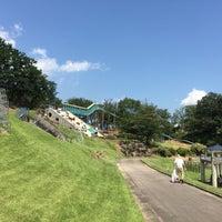 Photo taken at 桜ヶ池 自遊の森 by Yoshihiro T. on 8/13/2016