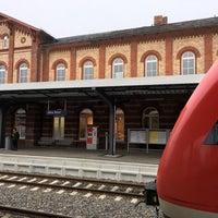 Das Foto wurde bei Bahnhof Jena West von Intelli R. am 11/7/2017 aufgenommen