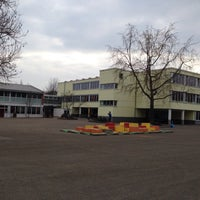 Photo taken at Theodor-Heuss-Schule by Intelli R. on 3/13/2015