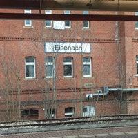 Das Foto wurde bei Bahnhof Eisenach von Intelli R. am 2/17/2018 aufgenommen