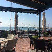 8/23/2015 tarihinde Faruk S.ziyaretçi tarafından Cafe'de Marine'de çekilen fotoğraf