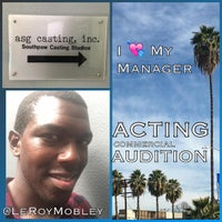 Photo taken at ASG Casting by LeRoy M. on 12/3/2015