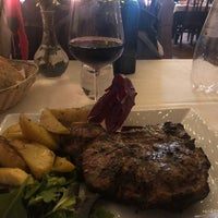 Photo taken at Mangiafuoco Bracerie by 🐾Iskender on 4/20/2018