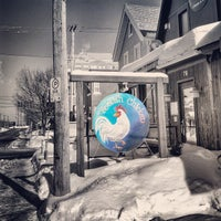 Photo taken at The Foolish Chicken by Abe on 2/17/2015