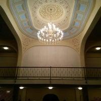 Photo taken at Summer Theater   საზაფხულო თეატრი by Zura B. on 9/21/2014
