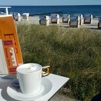 Photo taken at Café Röntgen by Hasan H. on 6/11/2016