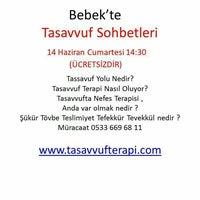 Photo taken at Tasavvuf Terapi .com by M Alp Y. on 6/7/2014