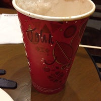 Photo taken at Starbucks by Jon T. on 12/15/2013