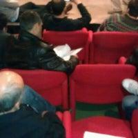 Photo taken at Tiyatro Prizma by esra a. on 12/9/2013