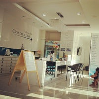 Photo taken at Crystal Clinic by Ark N. on 2/17/2013