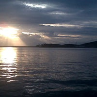 Photo taken at Puerto Exterior de Ferrol by Jerónimo C. on 9/22/2012