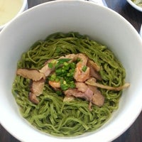 Photo taken at Depot 3.6.9 Shanghai Dumpling & Noodle by Fenny K. on 3/9/2014
