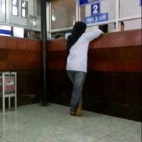 Photo taken at Samsat Depok by Agus J. on 12/13/2013