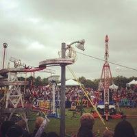 Foto tirada no(a) World Maker Faire por James S. em 9/29/2012