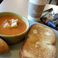 Photo taken at Panera Bread by Curt J. on 10/23/2014