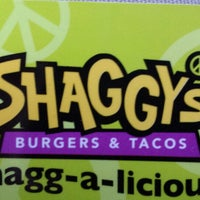 Photo taken at Shaggy's Burgers and Tacos by Tim C. on 2/20/2014