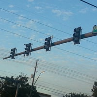Photo taken at Tampa Rd & Forest Lakes Blvd by Joe C. on 1/28/2014