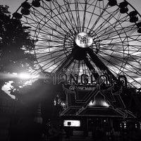 Foto diambil di Wahana Kincir Raksasa Bianglala (Giant Wheel) oleh reza setiawan ر. pada 4/7/2017
