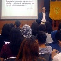 Photo taken at Fakultas Ilmu Sosial dan Ilmu Politik (FISIP) by reza setiawan ر. on 5/27/2016