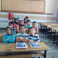 Photo taken at Akşemsettin İlköğretim Okulu by Esma Ç. on 6/29/2015