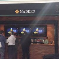 Foto tirada no(a) Madero Express por Reinaldo L. em 7/4/2013
