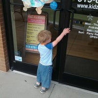 Photo taken at KidZ in a Minute Drop-In ChildCare by Nathan M. on 5/20/2014