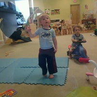 Photo taken at KidZ in a Minute Drop-In ChildCare by Nathan M. on 7/7/2014